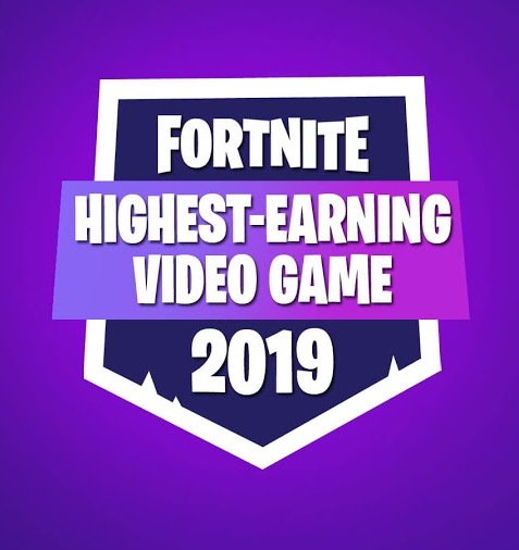 'Fortnite' made historic earnings : $1.8 billion in 2019