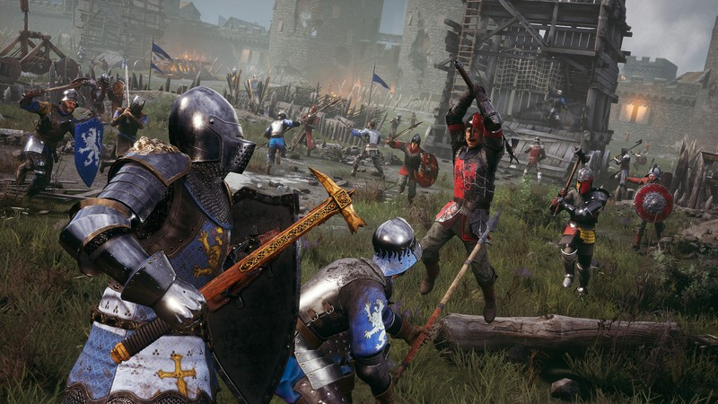 Chivalry 2 prepares for release with bloody launch trailer